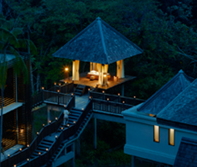 Spa Village Gaya Island